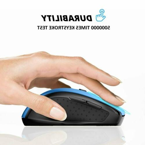 VicTsing Optical Mouse Mice With for US