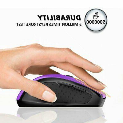 2400DPI Mouse Receiver US