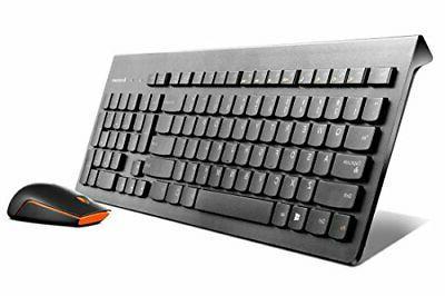 500 wireless combo keyboard mouse