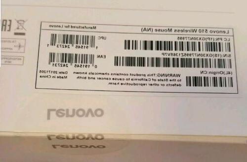Lenovo MouseBrand New