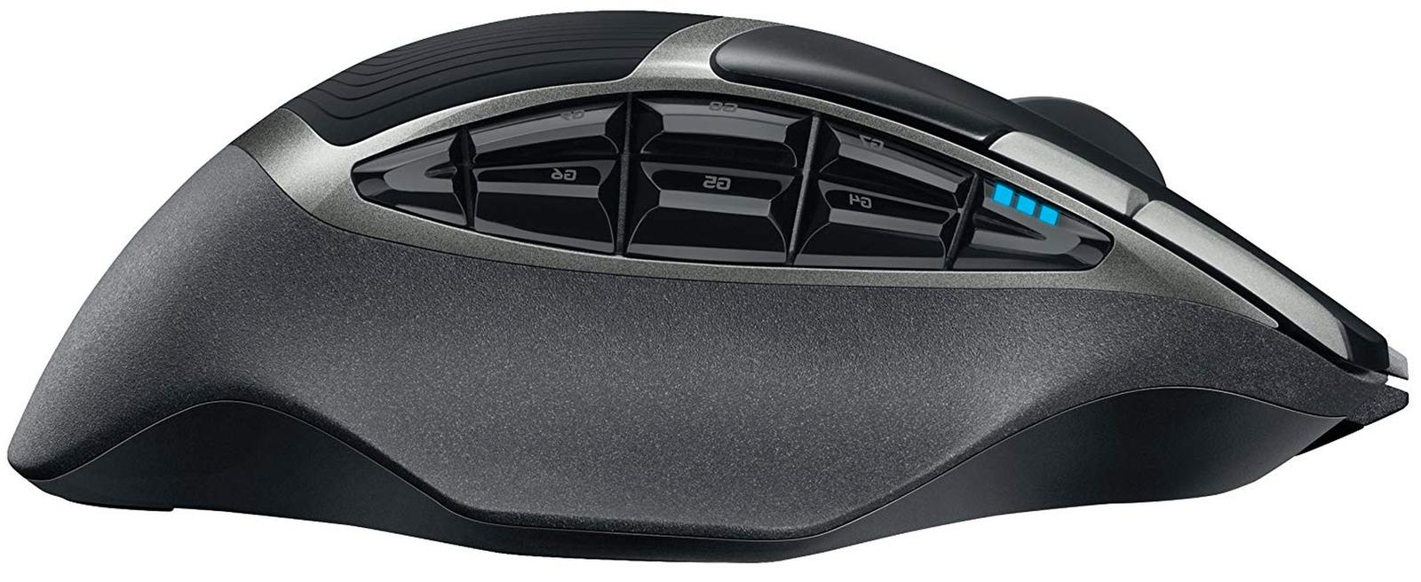Logitech Mouse Buttons, Up to DPI