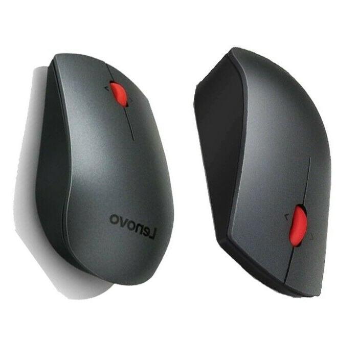b585b5d4edc Lenovo 700 Wireless Laser Mouse, Black, 1600 dpi,
