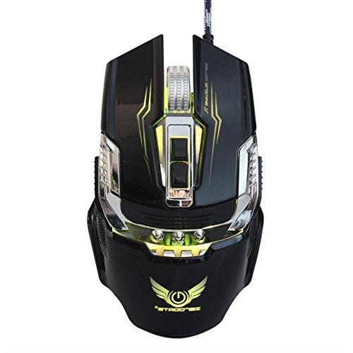 900 wired working gaming mouse