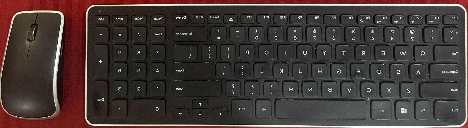 Dell KM714 Wireless Mouse/Keyboard