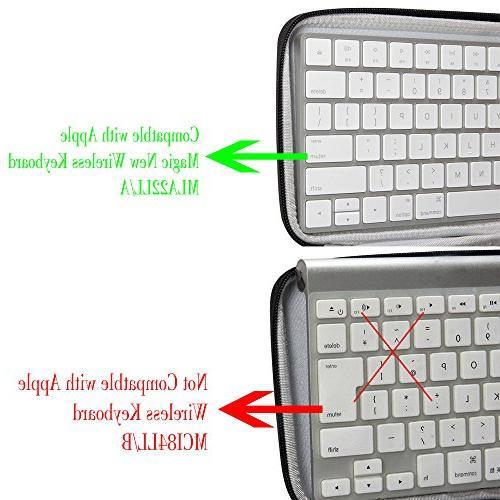 Hermitshell EVA Case Magic Keyboard 2 Mouse Bluetooth