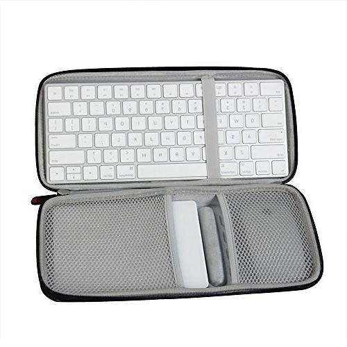 Hermitshell Protective Case Fits Apple Keyboard + 2 Mouse Bluetooth