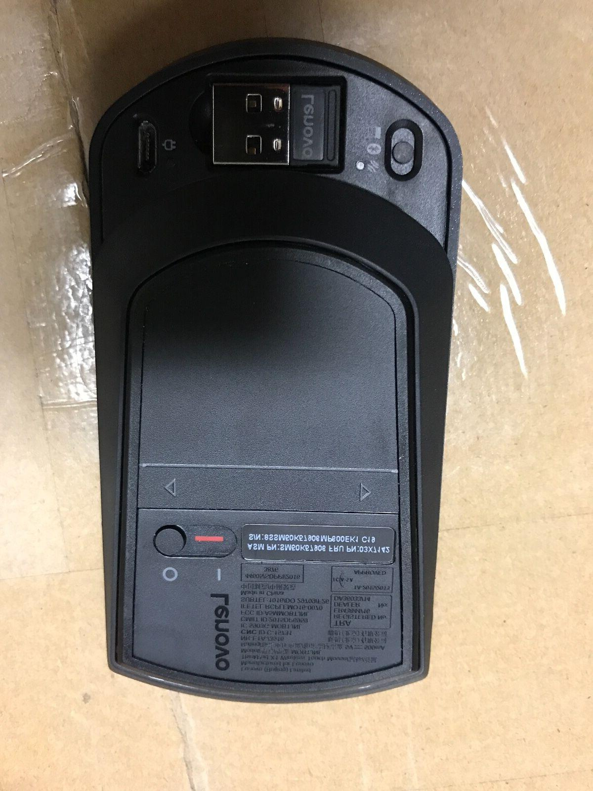 Lenovo Touch - Frequency