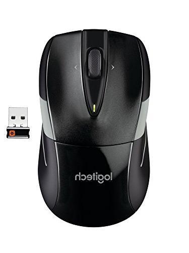 Logitech M525 Wireless Mouse – Long 3 Year Battery Life, E