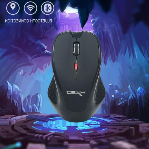 Mice Mouse Bluetooth Optical 2400 Mac Android
