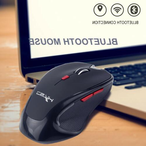 Mice Mouse Bluetooth Wireless Optical 2400 DPI for Mac Macbo
