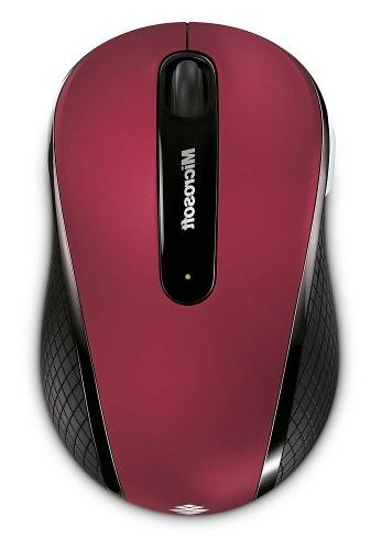 Microsoft Mouse 4000 Edition - Ruby