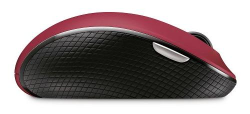 Microsoft D5D-00038 Wireless Mobile Mouse 4000 - Ruby Pink