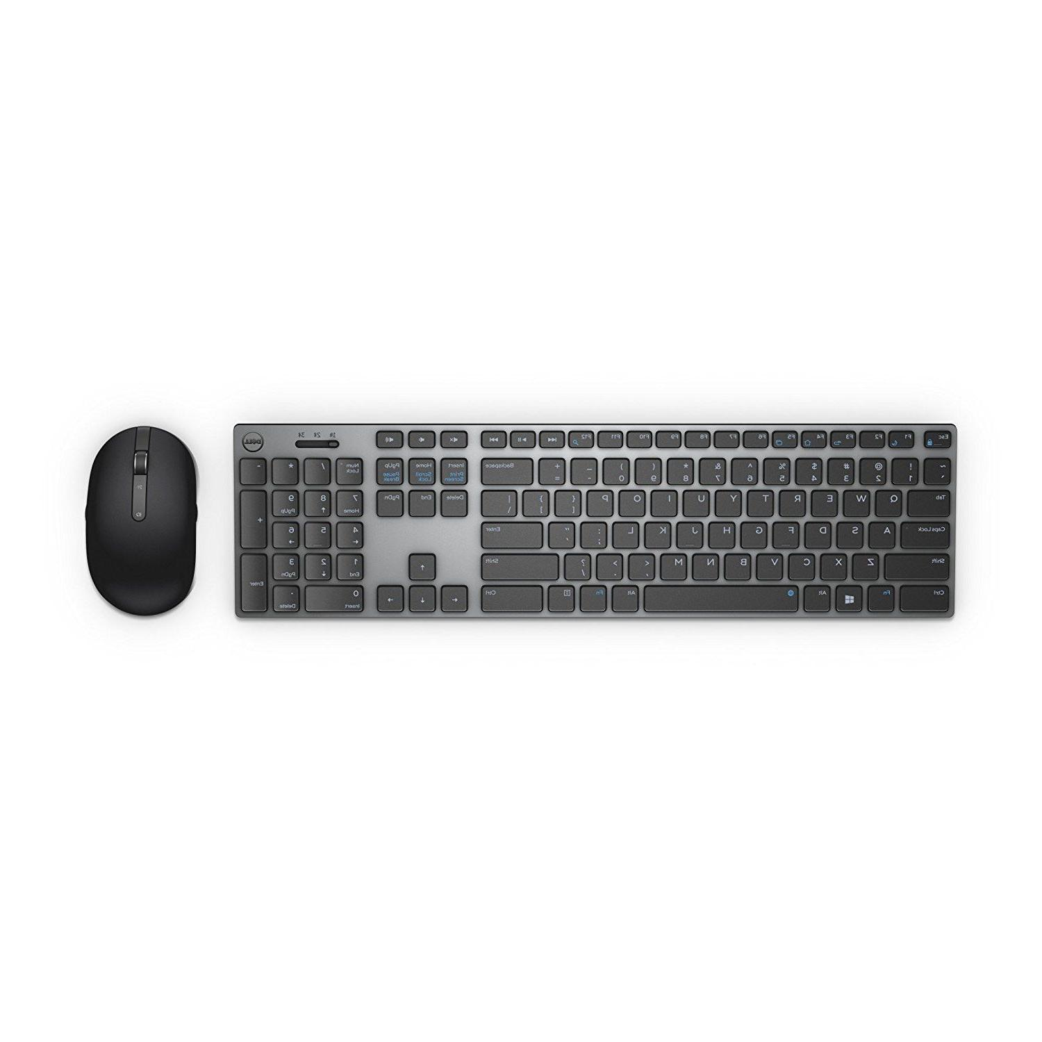 New Dell Premier Wireless Keyboard and Mouse - KM717