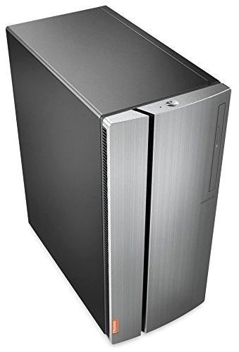 Newest Lenovo Flagship Business Desktop AMD Ryzen 5 1400 Quad-Core | 8GB DDR4 HDD | AMD R5 GDDR5 DVD +/-RW | Keyboard And | Windows 10
