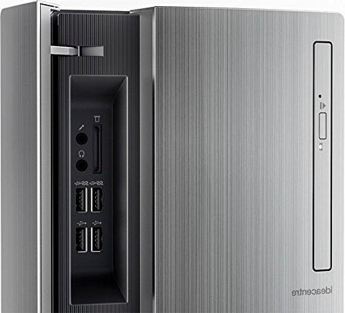 Newest Flagship Desktop | AMD 5 8GB HDD R5 GDDR5 +/-RW | USB And 10 Home