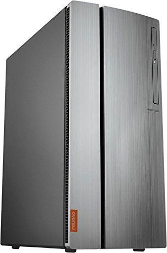 Newest IdeaCentre 720 Flagship Home Desktop | AMD 5 8GB 1TB HDD AMD Radeon R5 GDDR5 +/-RW | 10 Home