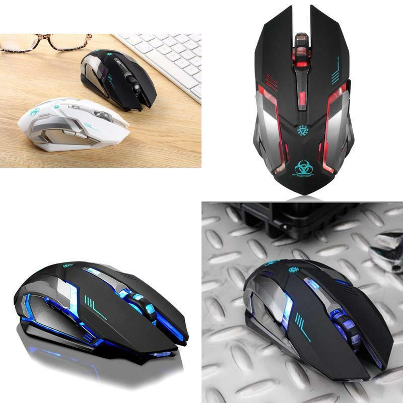 Wireless Vegcoo C9 Rechargeable Mouse