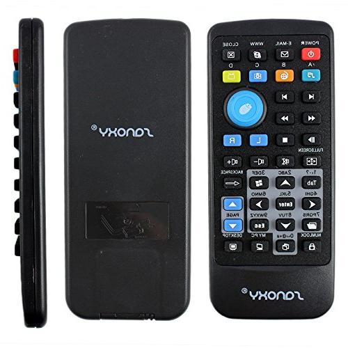 SANOXY Wireless USB PC Laptop Remote Control Mouse Controlle
