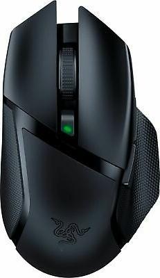 Razer - Basilisk X Hyperspeed Wireless Optical Gaming Mouse