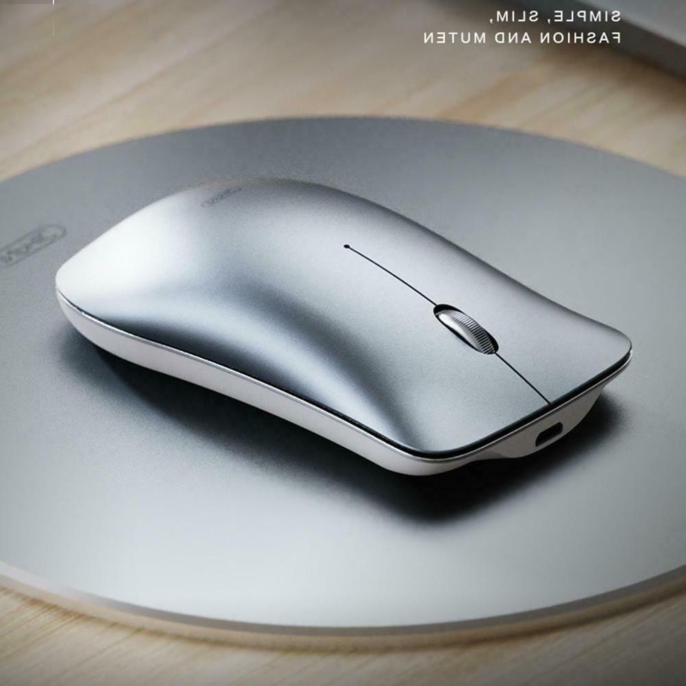 Bluetooth Mouse Rechargeable With USB