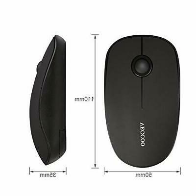 VEGCOO C3 Slim Optical Mouse