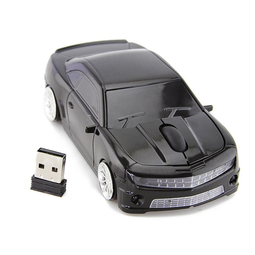 Chevrolet 2.4Ghz Wireless USB mouse Mice PC/Laptop