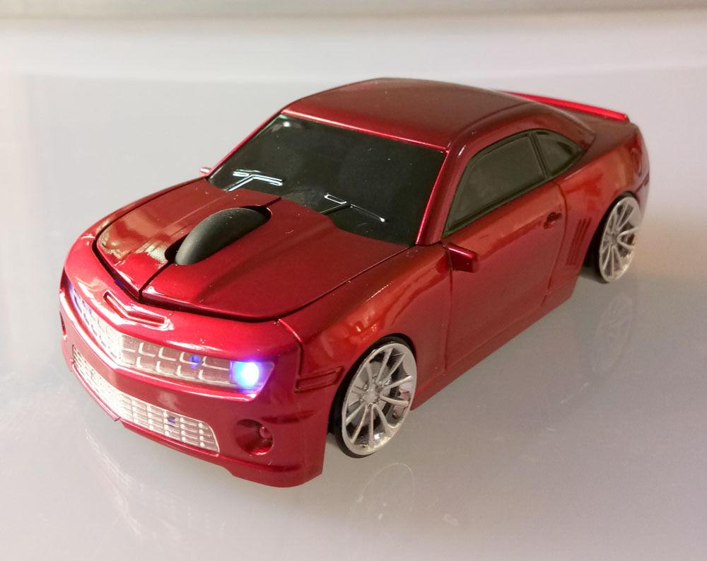 Chevrolet Wireless USB car Mice