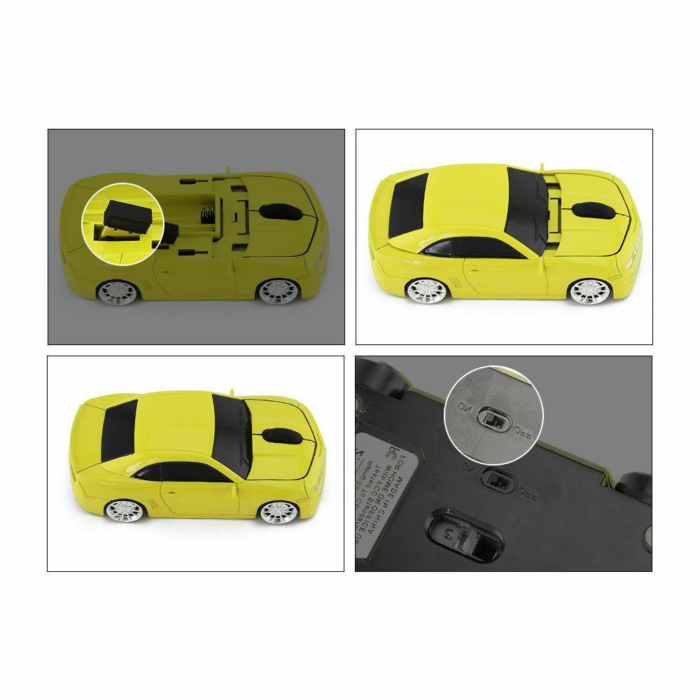 Chevrolet USB mouse Computer Mice for