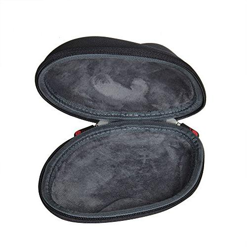 Protective Case Carrying Pouch Cover Bag Compact Fits Logitech Wireless Trackball