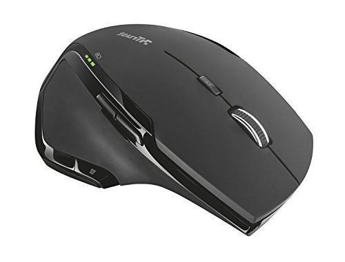 evo advanced wireless optical mouse