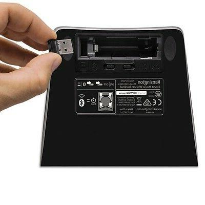 Kensington Expert - - - Bluetooth/Radio Black - USB Trackball