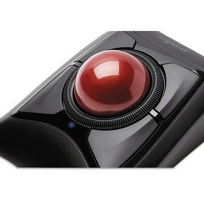 Kensington - - Wireless - Frequency Black - Trackball