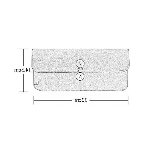Masino Sleeve Case Bluetooth Wireless and A7726111 Keyboard
