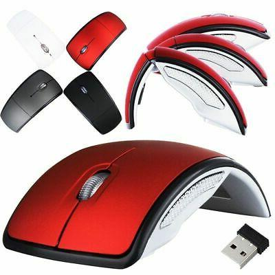 2.4GHz Wireless Bluetooth Optical Sensor Mouse + USB Receive