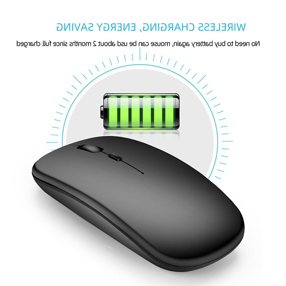 <font><b>VicTsing</b></font> <font><b>Mouse</b></font> Dual Mode 1600DPI With USB Receiver For Laptop Computer