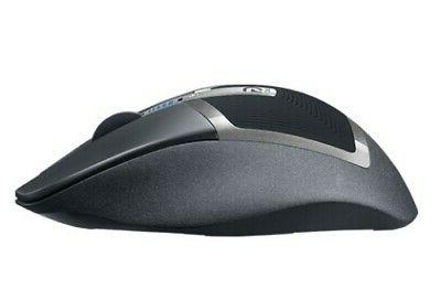 Logitech Lag-Free Gaming Mouse Programmable