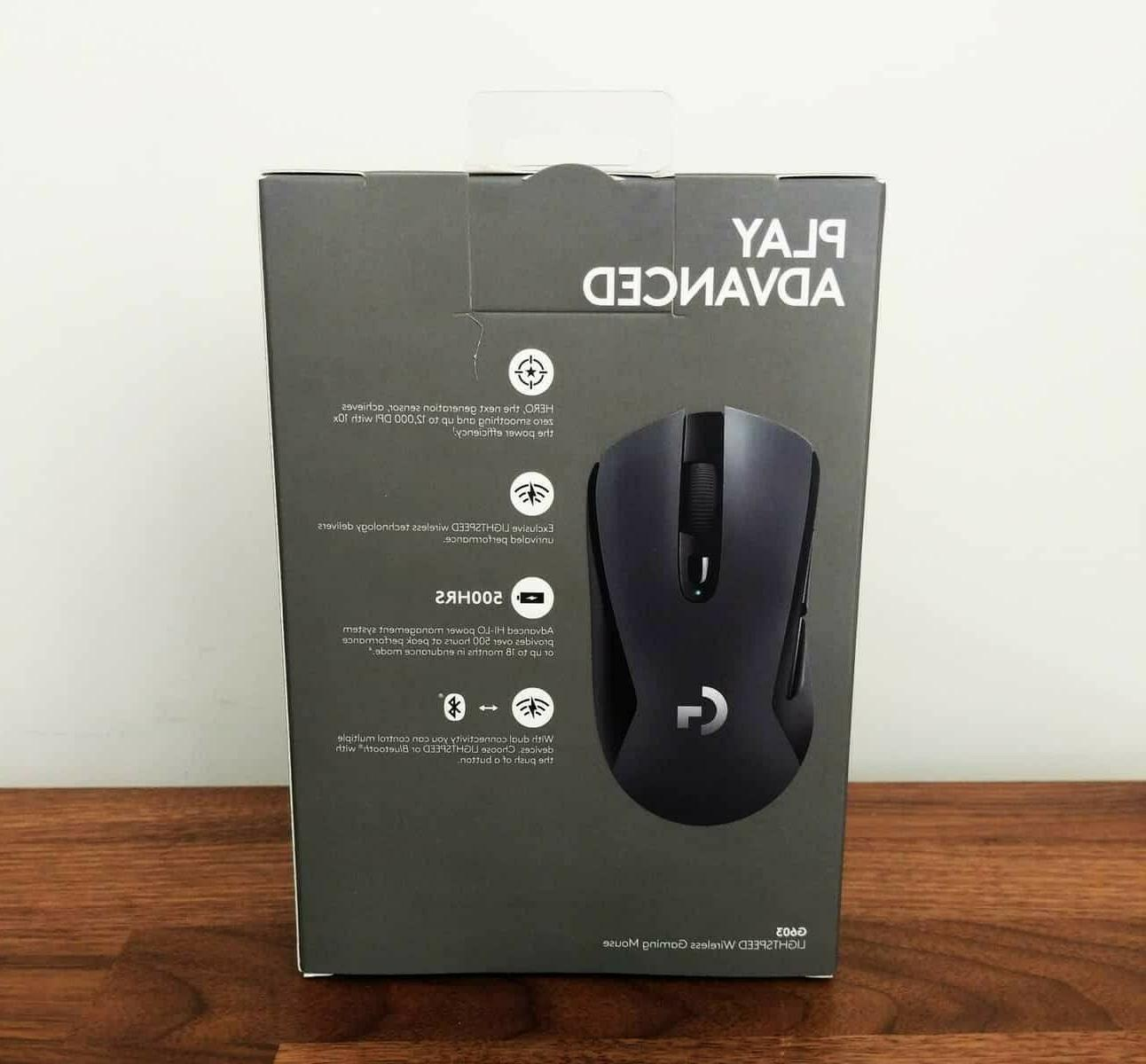 Logitech G603 Wireless Gaming Mouse Brand New-Sealed
