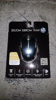 Genuine HP LH571AA WI-FI Direct Black Wireless Mobile Mouse