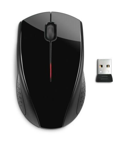 hp wireless optical mouse h2c22aa