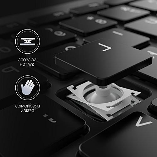Keyboard 2.4 Rechargeable Keyboard Mouse Combo for Desktop PC
