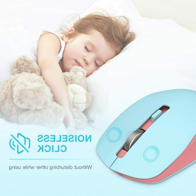 Kids Computer Mouse 2.4G Mouse Nano