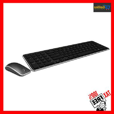 Dell KM714 Wireless Keyboard and Mouse Combo - USB Wireless