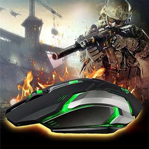 LED Gaming Notebook, PC, MacBook by
