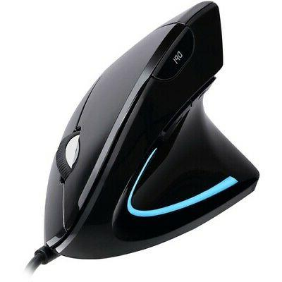 left handed vertical ergonimic mouse