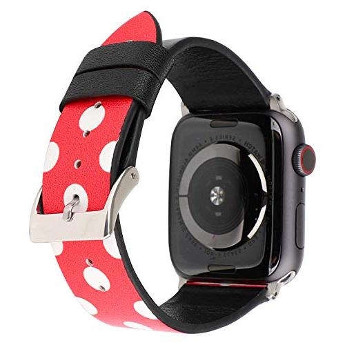 Lovely Style Watch Strap Wristband 44mm 42mm Apple Series 4/3/2/1