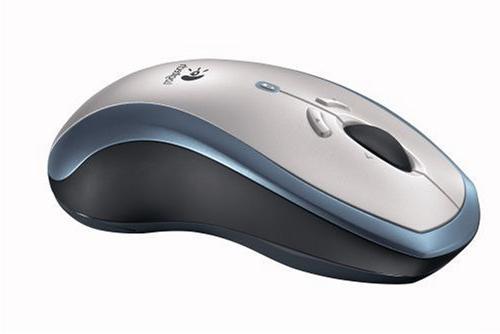 Logitech LX7 USB Cordless Optical 5-Button Scroll Mouse