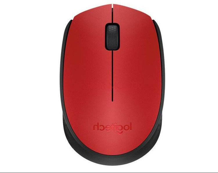 Logitech M170 Wireless Mouse portable &lenovo m20 wired mous