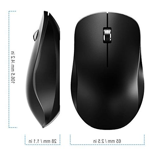 Mouse PC, and OS Tablet with Battery Life - 2260
