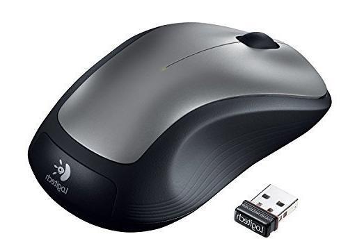 6f55b40937f Logitech M310 - Ambidextrous Wireless Laser Mouse -