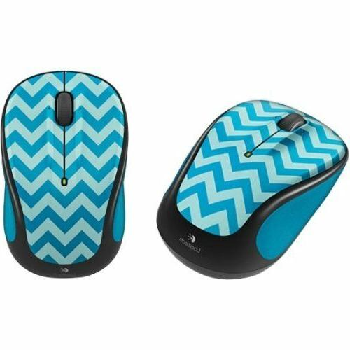 Logitech M317 Wireless Optical Mouse New Colors To M185